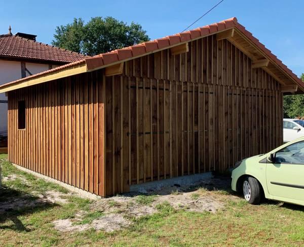 Read more about the article Cout garage accolé maison