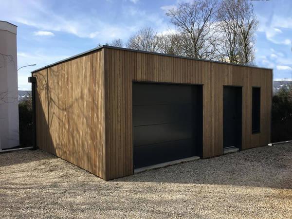 extension garage accolé maison prix