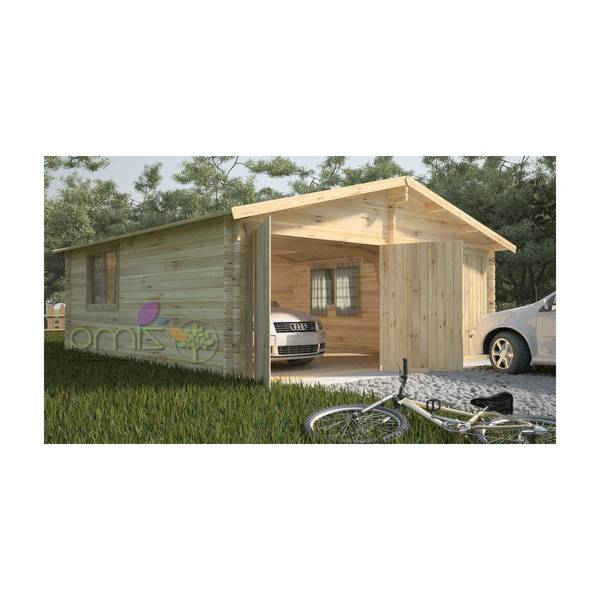 Read more about the article Faire construire un garage prix