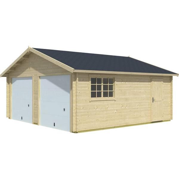 prix construction garage en dur