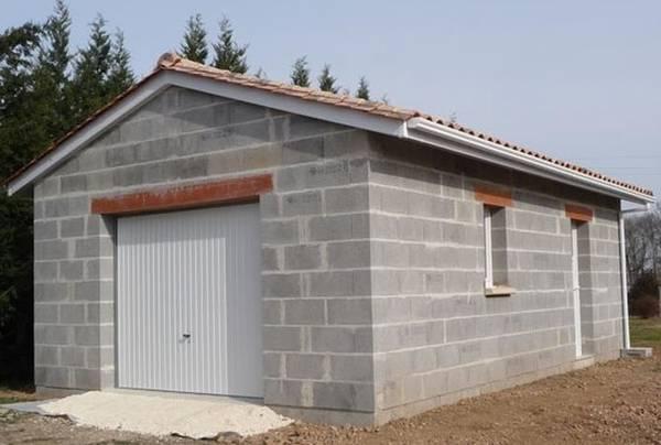 Read more about the article Prix garage 20m2 en parpaing