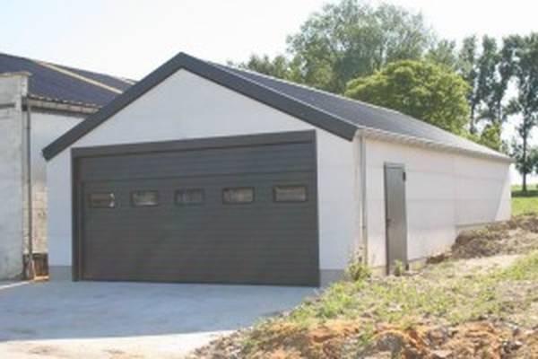 Prix pour un garage de 30m2
