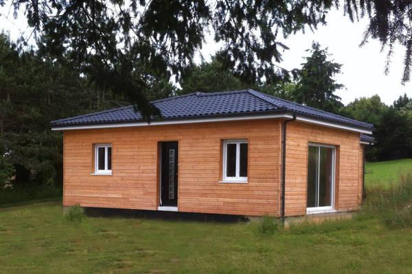 maison bois clé en main tarif