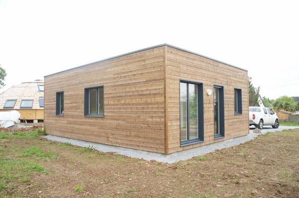 prix construction maison en bois 100m2