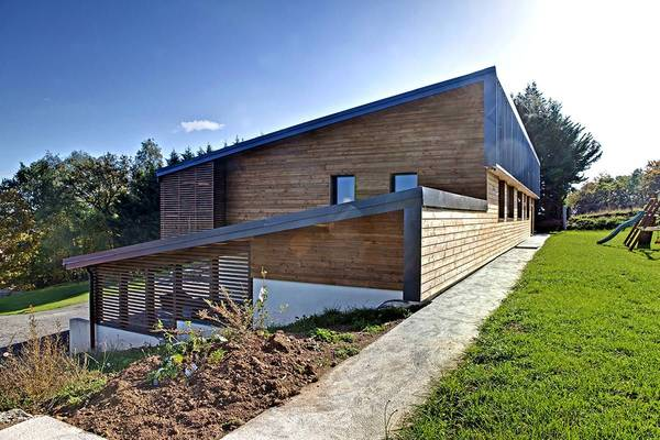 maison ossature bois prix au m2