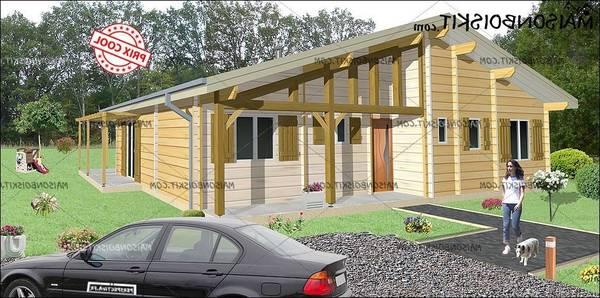 prix m2 maison ossature bois