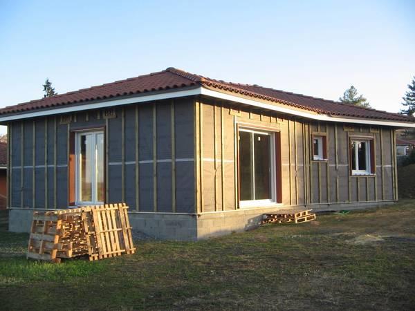 maison en bois prix 100m2