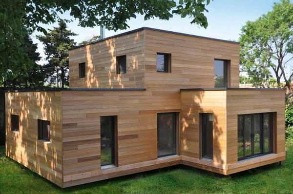 Maison en bois tarif m2 – Devis gratuit et rapide