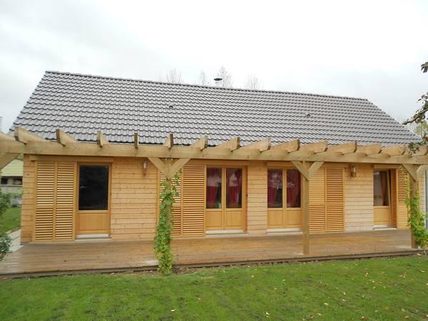 Maison en bois 100m2 – Trouver un artisan pas cher