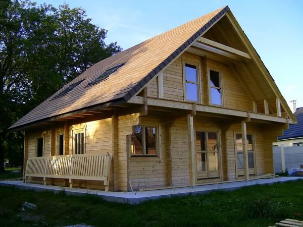 Read more about the article Prix maison en bois clé en main Normandie – Devis gratuit et rapide