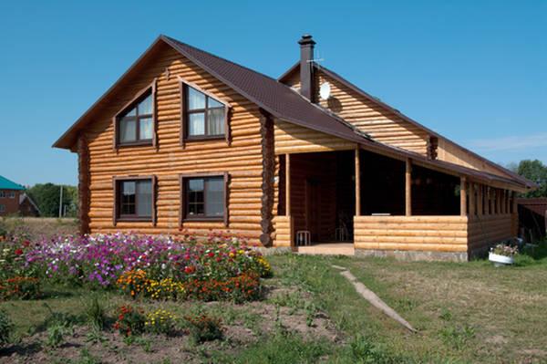 maison en bois en kit cle en main