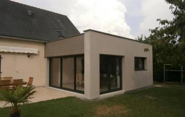 extension maison mitoyenne