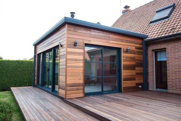 Prix extension maison 10m2 – Demander un devis gratuit