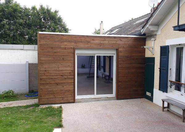 prix extension maison 40m2
