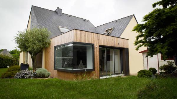 extension maison Rennes